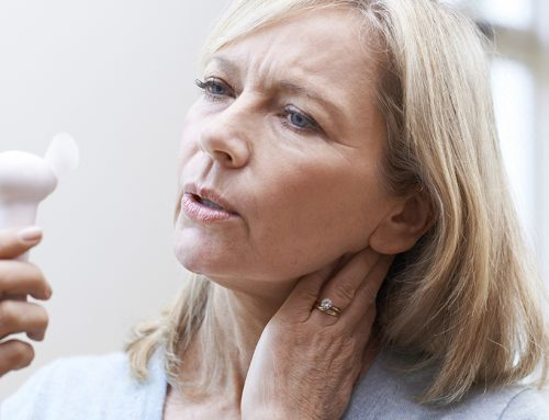 7 Tips for Dealing with Hot Flashes